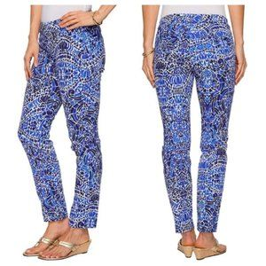 NWT Lilly Pulitzer Kelly Ankle Skinny Pant